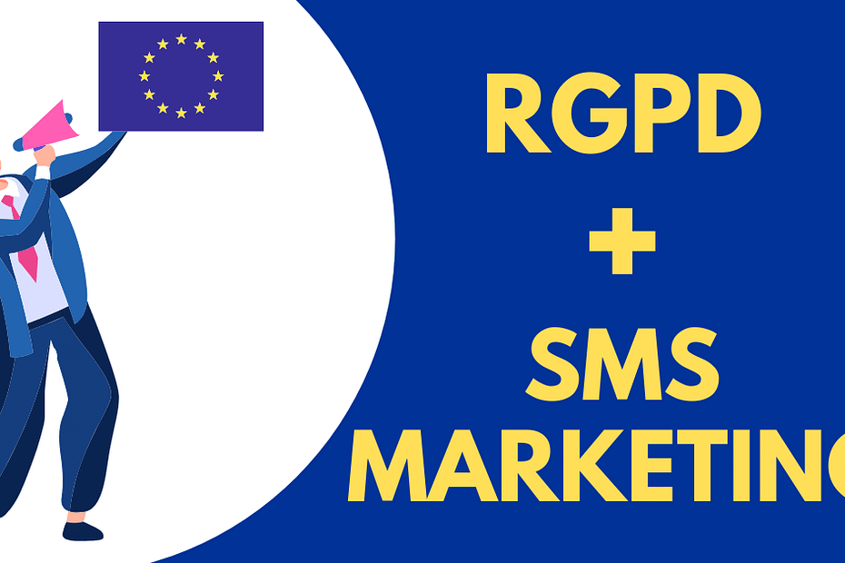 RGPD sms marketing