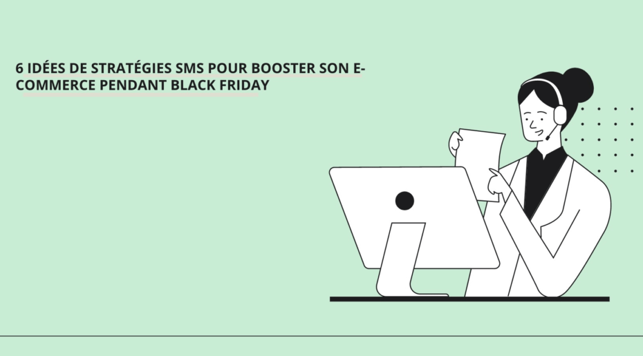6idees de strategies smspour booster son ecommerce pendant black friday