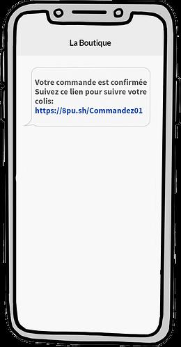 SMS transactionnels