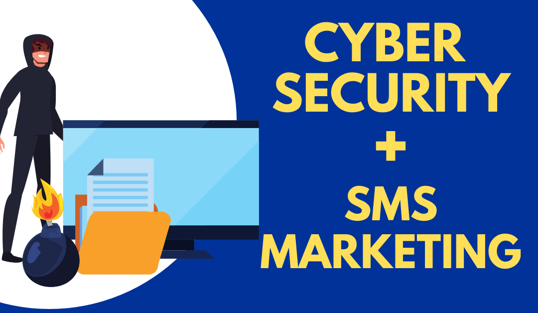 cybersecurity sms marketing