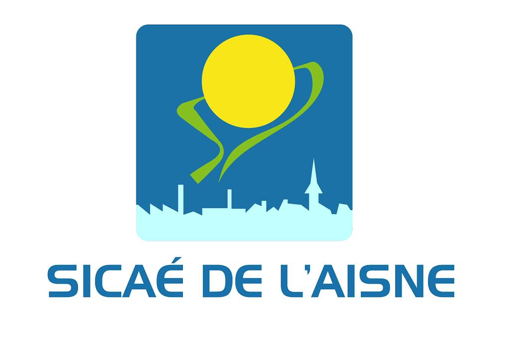 Logo SICAE de l'Aisne