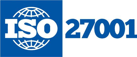 Certification ISO/IEC 27001 logo