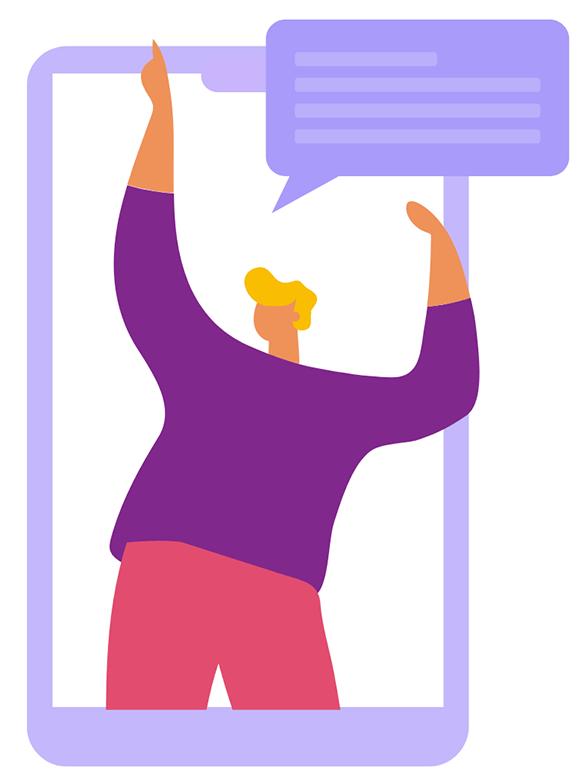 illustration SMS marketing ideas