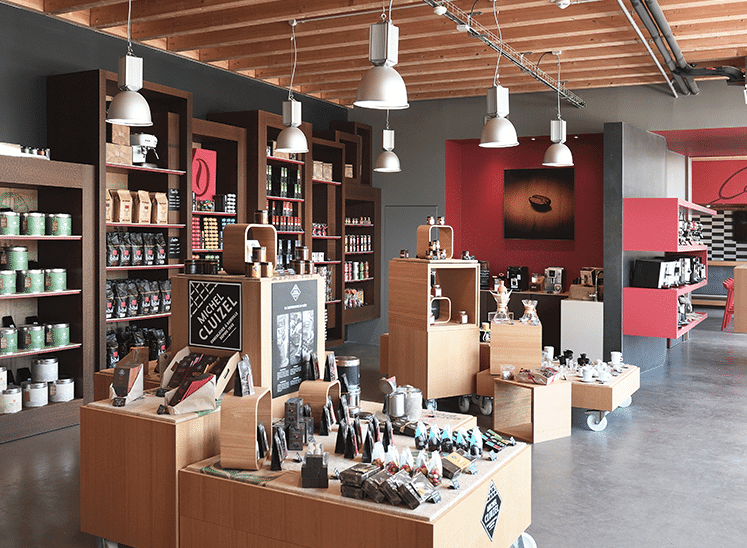 Boutique Cafe Bibal