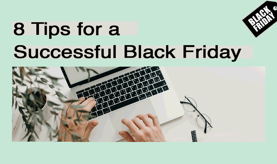 tips for a succesful black friday cover
