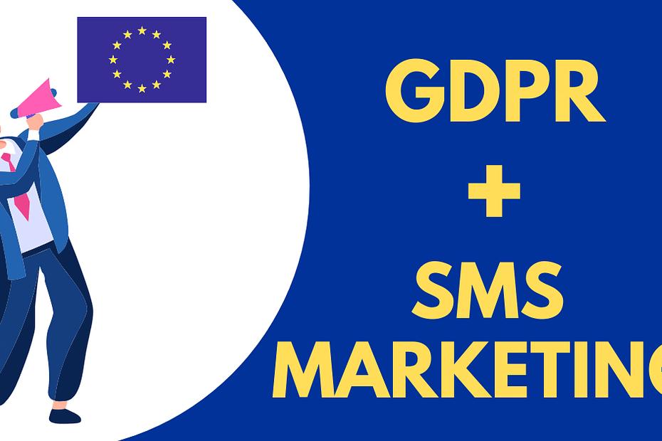 gdpr sms marketing