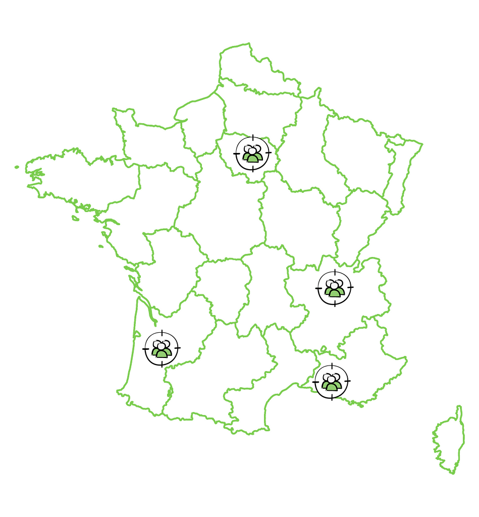 Target Location de bases de données